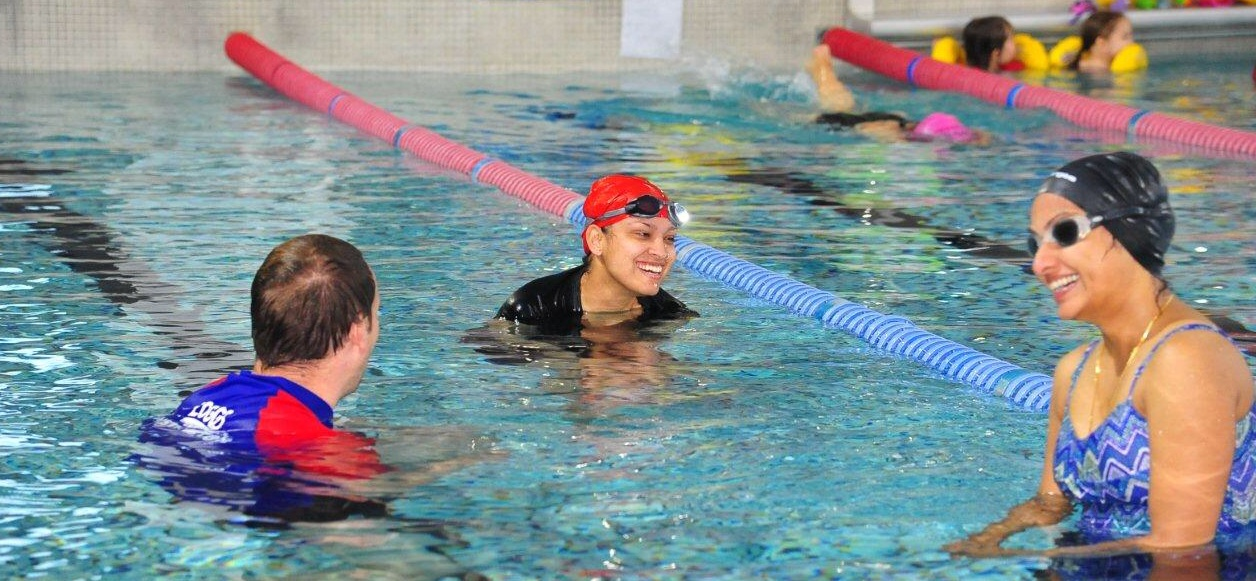 Adult Swimming Programs
